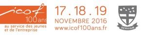 Bandeau ICOF centenaire